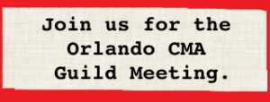 Orlando CMA Guild Meeting